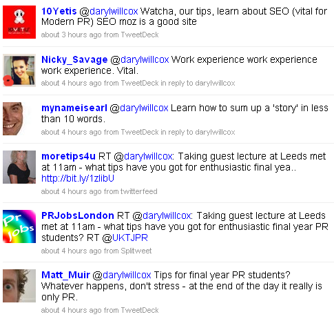 Leeds-PR-lecture-2009-2
